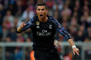 Bayern Munich 1 - 2 Real Madrid : Cristiano Ronaldo Nets Twice To Put His Team In Front