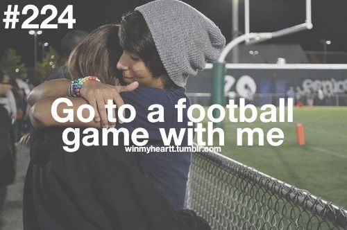 """Win My Heart, take me to a game with you... even if your """"cool"""" friends will all be there!"""