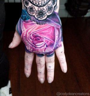 bc45d7632 Cody Dean Tattoo Watercolor Philadelphia Tattoo Central Tattoo Studio Color  Tattoo Flowers Tattoo