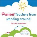Teachers Standing Around?