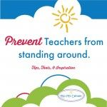 Teachers Standing Around?  Help managing child care center employees.  flipmycenter.com