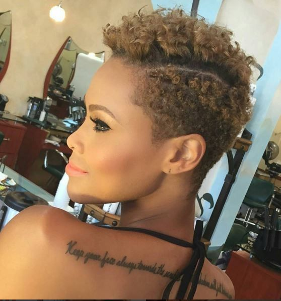 8 Women With The Cutest TWA's On Instagram [Gallery] - Black Hair Information