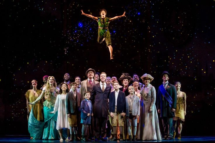 Opening Night Of Broadway Musical Finding Neverland