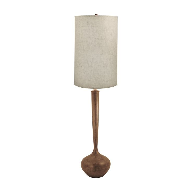 Order the Lamp Works Wooden Tulip Floor Lamp 444 from LuxNest Lamps today. FREE SHIPPING on all of our Lamp Works floor lamps.
