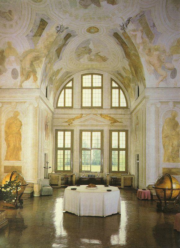 Italian Villas: Villa Foscari (la Malcontenta), Veneto, Italy