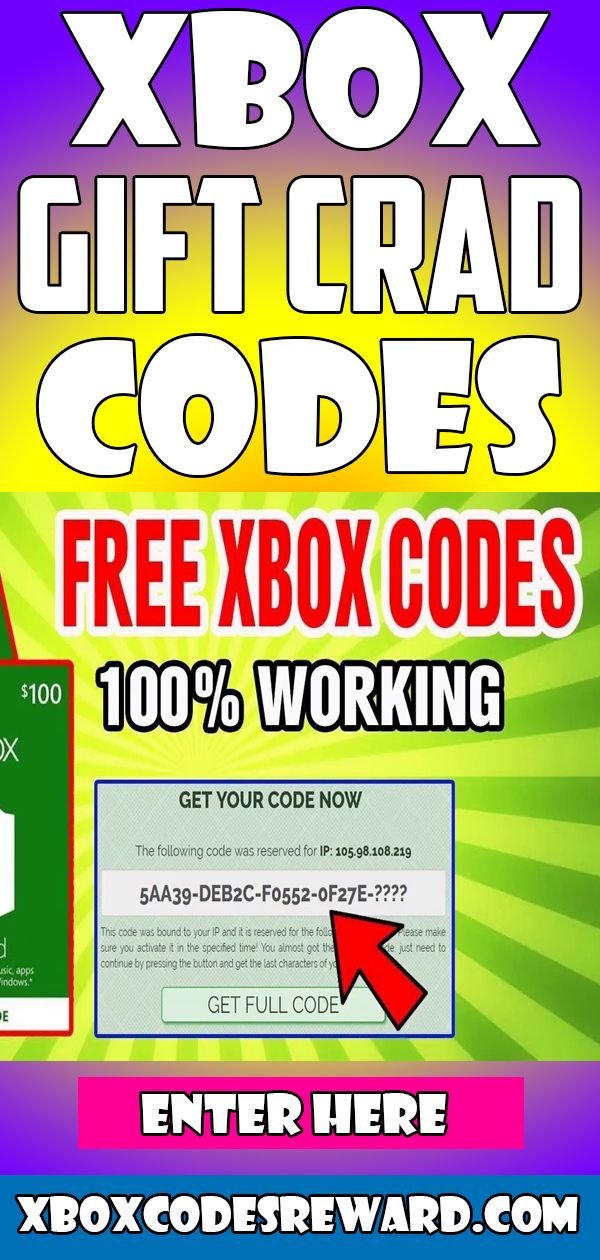 Xbox One Free Game Codes Direct Download No Hack Needed In 2020 Game Codes Free Games Xbox