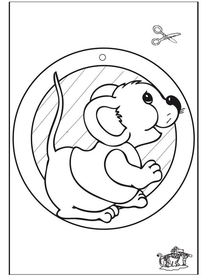 Image result for muis knutselen