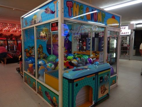 Myrtle Beach Boardwalk Fun Park Arcade Amuts In 2018 Pinterest And South Carolina