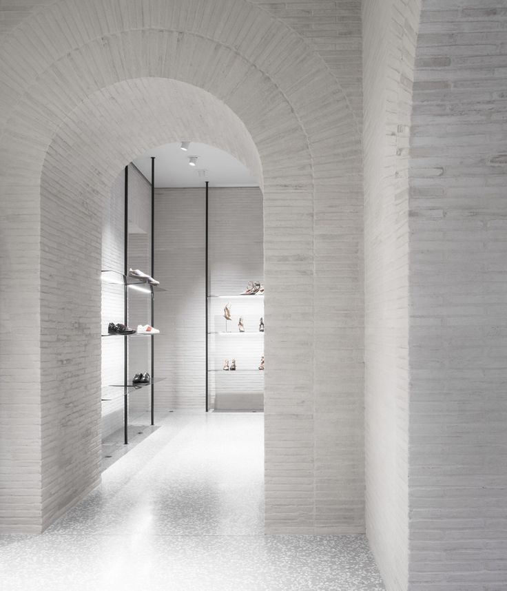 David Chipperfield Architects – Valentino Rome Flagship Store.