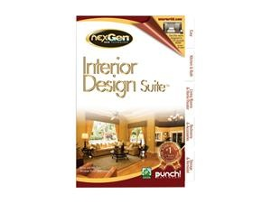 Punch Software Interior Design Suite With Nexgen Technology