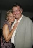 Tom Wilkinson & Diana Hardcastle, married since 1988