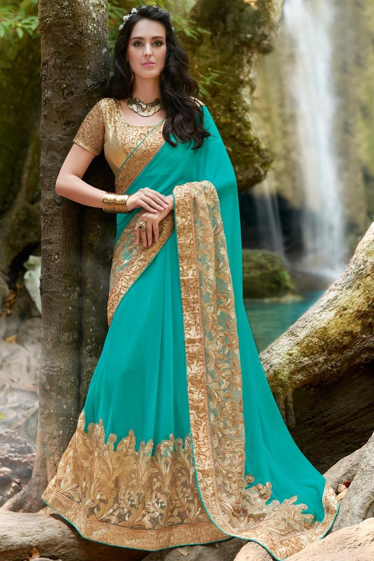 68 best Designer Partywear Sarees Online Shopping India images on ...