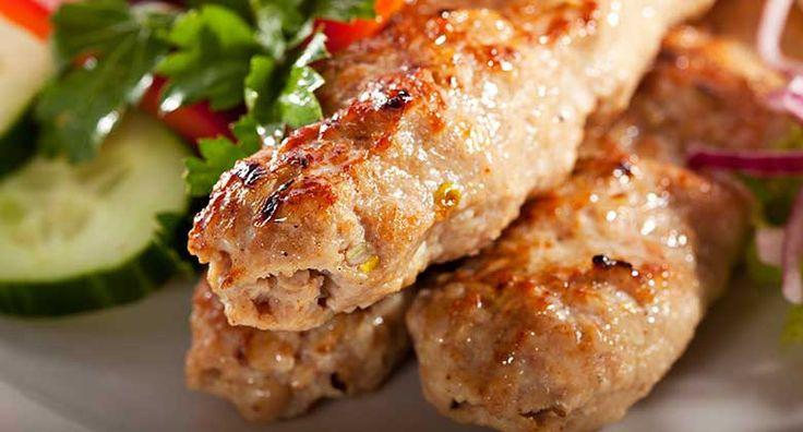 Kjøttkaker med feta