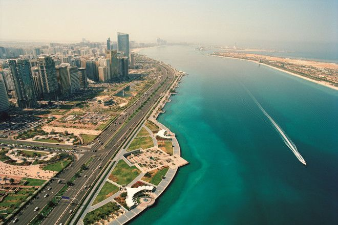 How to see Abu Dhabi in four days