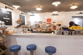 Côté bar à huîtres ©GP