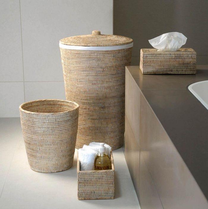 Blog Spa Zone Badezimmer Met Afbeeldingen Wasmand Interieur Badkamer