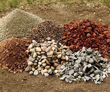 Loose Stone   Patio Materials   Patios, Walkways, Walls U0026 Masonry. DIY  Advice