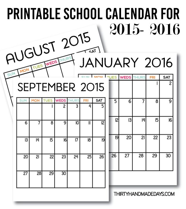 The 25+ Best 2015 Calendar Printable Ideas On Pinterest | 2015 And