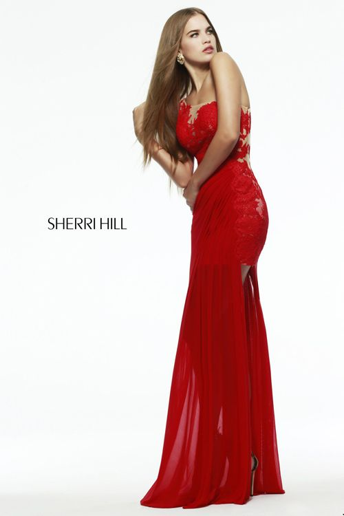 Modern 2015 Red Prom Dresses Gallery - Dress Ideas For Prom ...