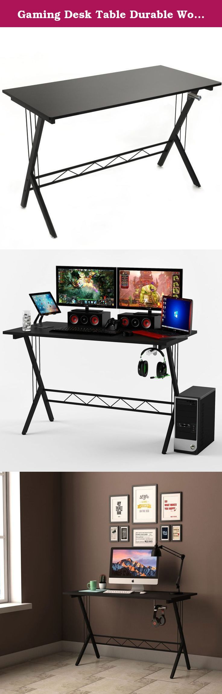 1000 Ideas About Gaming Desk On Pinterest Pc Setup