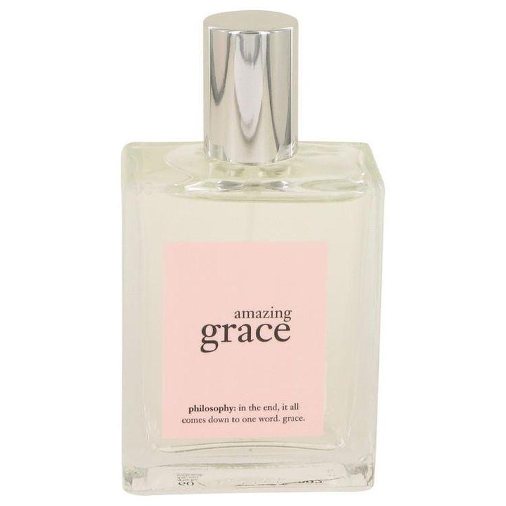 Amazing Grace Eau De Toilette Spray (Tester) By Philosophy