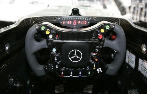 Inside the cockpit of the Mclaren Mercedes F-1 | Garage ... | {Auto cockpit mercedes 29}