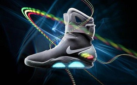 Tumblr: Air Mag, Nike Mag, Woman Shoes, Marty Mcfly, Nikes, Nike Shoes, Nike Sneakers, Back To The Future, Nike Air