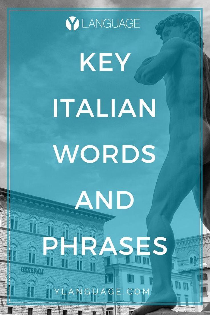 Italian tattoo words and phrases mixworld - Key Italian Words And Phrases