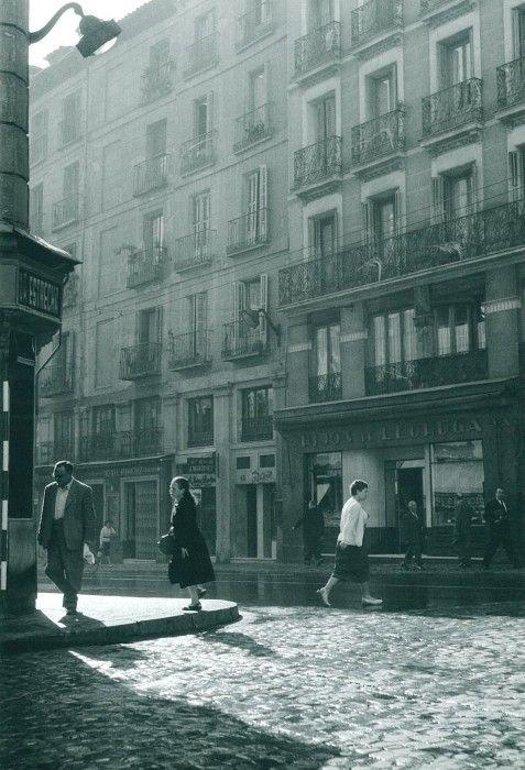 1955.Calle Mayor.