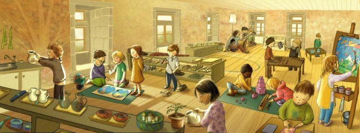 Scegliere giochi e mobili per asili nel modo giusto. Oggi pensiamo a giochi e mobili per asili nido scuole dell'infanzia. Allestire lo spazio