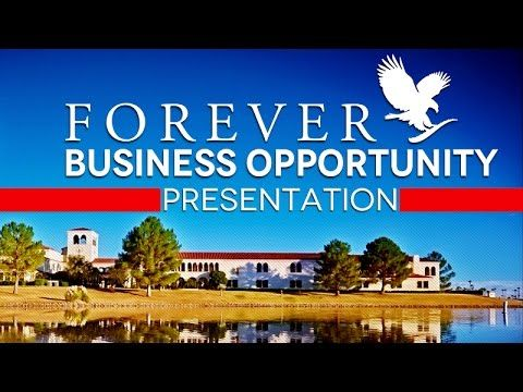 forever living business presentation south africa