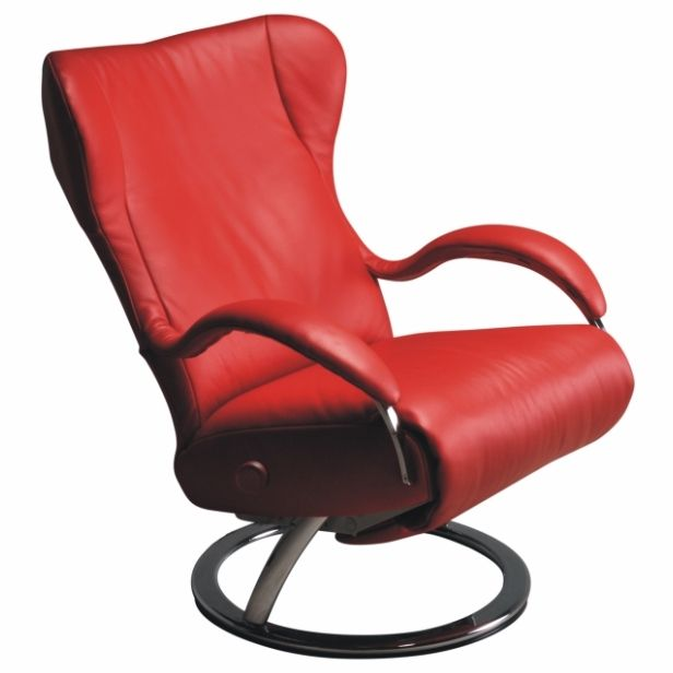 Diva Reclining Chair from Lafer - Ergonomic Leather Recliner