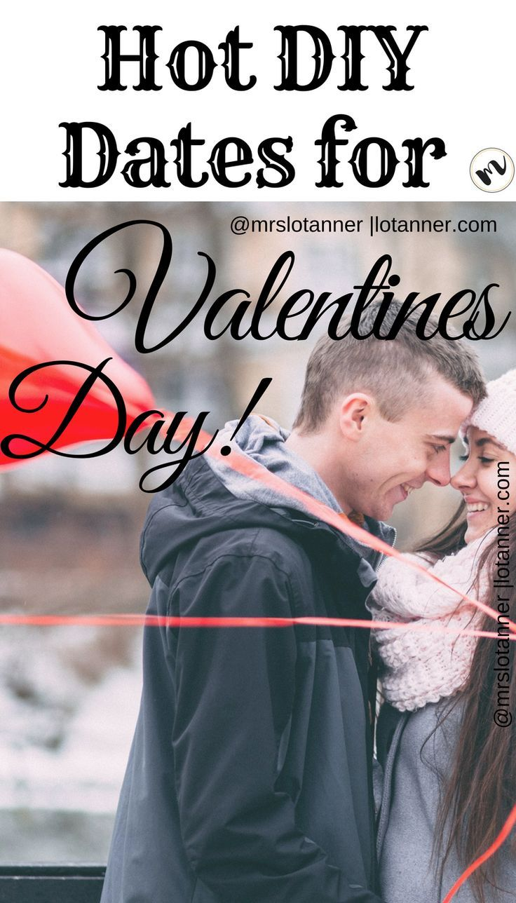 A week of fun, romantic, and completely non-traditional diy date ideas for you to celebrate Valentine's Day with the man you love! Inspired by the Dating Divas.