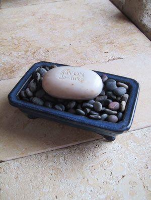 unglaublich Versuchen Sie dies: Keramik Seifenschale