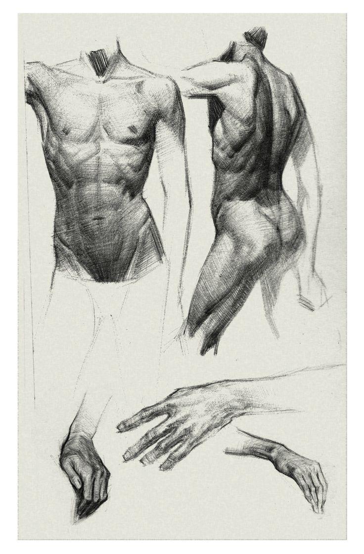 Sample Page of the Kickstarter Sketchbook 6:), Bryan Lee on ArtStation at https://www.artstation.com/artwork/sample-page-of-the-kickstarter-sketchbook-6