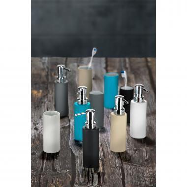 15 euro Zone Denmark zeepdispenser Cylinder - grijs | Blokker