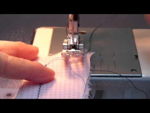 La tensión de la máquina de coser, como detectar problemas y corregirlos. | Manualidades