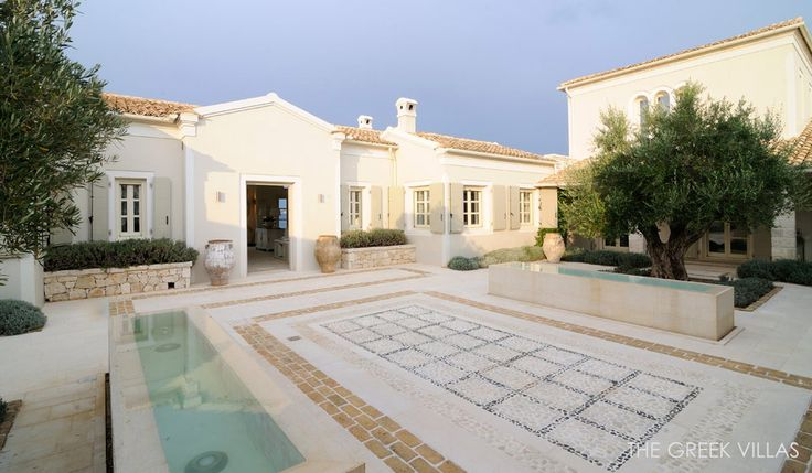 Corfu Luxury Villas, Luxury Villa rentals in Corfu , Villa Adriana, Ionian Islands, Greece