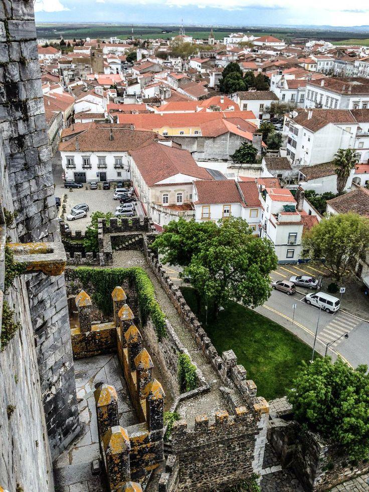 castelo de beja- Alentejo : Portugal -