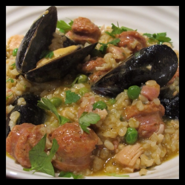 Paella.testandtasterecipes | Two friends with a love for cooking who have fun finding recipes and cooking them.