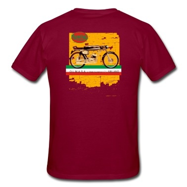 mondial cafe racer T-Shirt | Spreadshirt | ID: 7538894  - custom iphone / ipad / ipod sensitive skins for your i-device. Unique bespoke designs by dennis william gaylor .:: watersoluble ::.