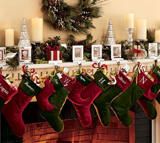 200 best Pottery barn Christmas images on Pinterest  Curtains