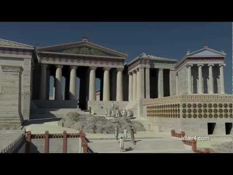 L'Acropoli (tratto da Atlante di Arte e Immagine) - YouTube