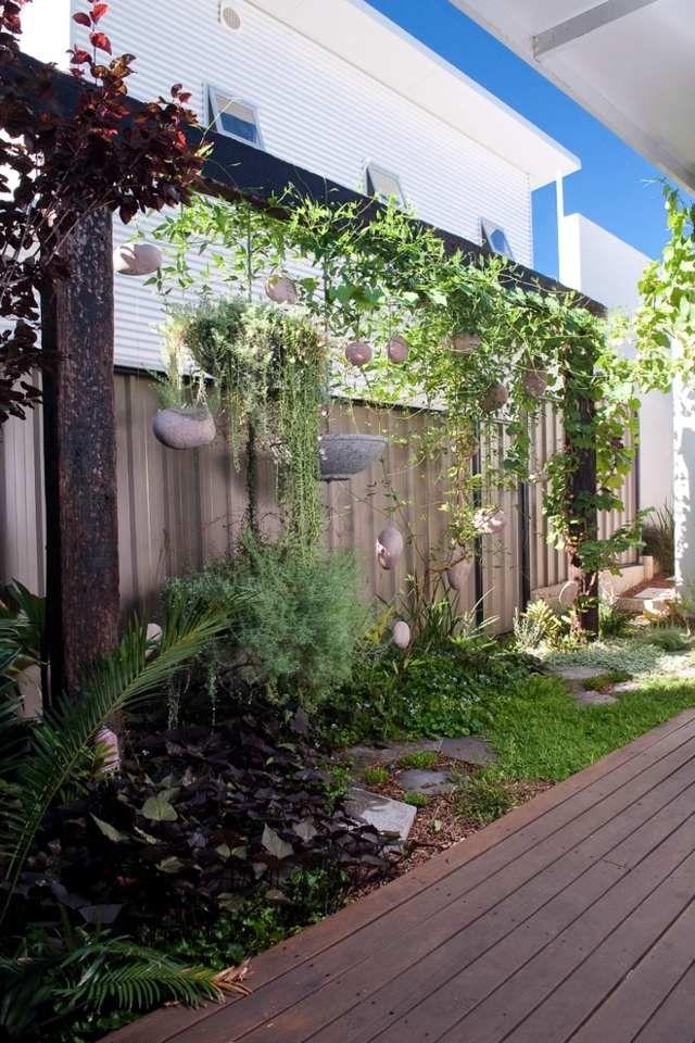 Stunning Brise Vue Exterieur Jardin Ideas - Design Trends 2017 ...
