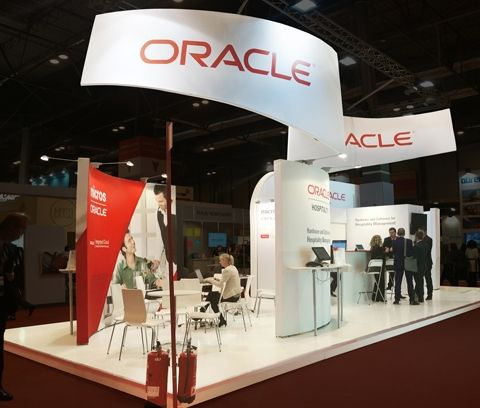 Stand Oracle - Fitur 2016