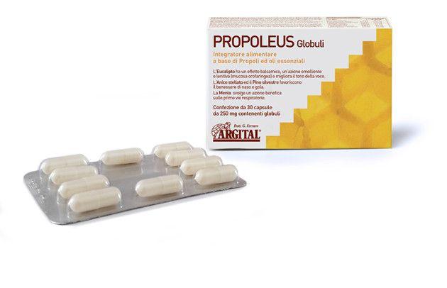 Kapsułki z propolisu - naturalny antybiotyk