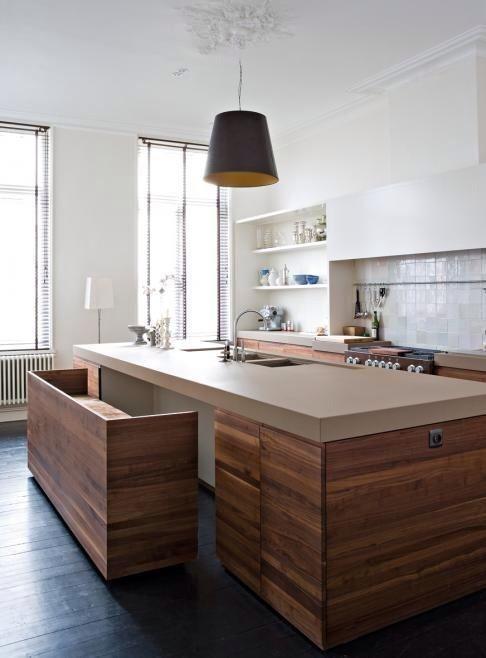 301 besten COCINAS Bilder auf Pinterest | Küchen, Moderne küchen und ...