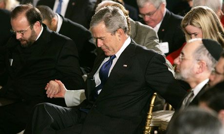 Some people think George W Bush did as much as he could to bring about Armageddon with his earlier interventions in the Middle East. But not...