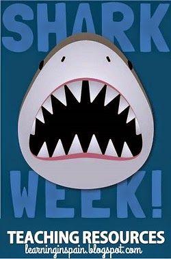 Get ready for Shark week – Rachel Sue