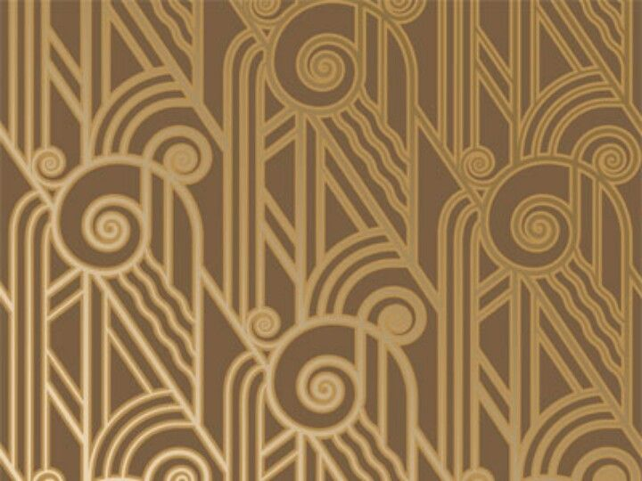1000 Images About Art Deco Wallpaper On Pinterest Art